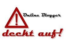 Online Blogger deckt auf
