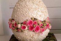 dekorovanie  vajíčok