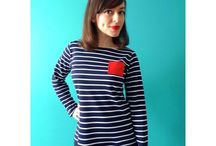 Tilly and the Buttons / Sewing patterns available in store, and projects created by our lovely blog team!