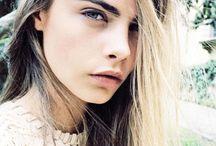 maquillaje, peinados