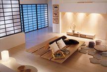 House Asia style / Housedecoration