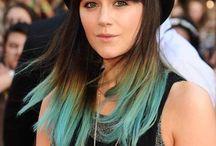 Saçlarda Ombre Farkı - Ombre Hair Trend / Fark yaratmayı sevenler için, alternatif ombre renkleri.. Ayrıntılar sitemizde...