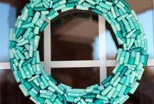 wreaths & door hangings