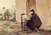 Santiago Rusiñol / narradors catalans. Modernisme