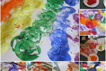 Preschool Ideas / by Hilda Morales