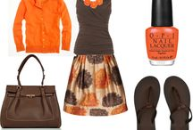 Autumn Clothes..... Begin To Fall / by Amber Hanna