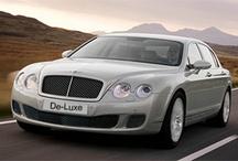 Hire a Bentley London