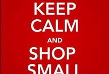Shop Small! / Shop independent designers. Shop small. Shop local! / by Strange Threads Etc