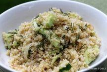Vegan Salads / by Elaine Hostetler