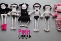 PINK CRUELLA - my works /  PINK CRUELLA  https://www.facebook.com/pinkcruella/