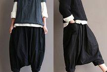 Giyim koton (elbise etek şalvar)