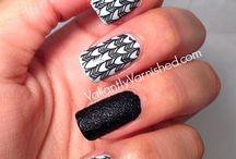 Stamping / Nail art