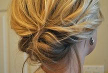 hair <3 / by Lorea Anne
