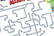 Kids - Maze. Лабиринты