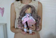 Куклы шитье.