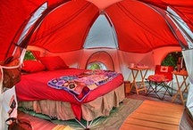 glamping / by Susan Troche