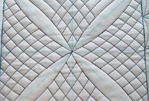 Freies Quilten / Freie Quilten und ihre Muster