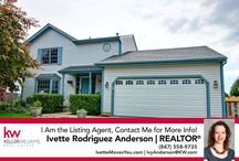 Real Estate for Sale in Crystal Lake, IL / Real Estate for Sale in Crystal Lake, IL brought to you by Ivette Rodriguez Anderson of Keller Williams Success Realty.