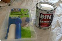 DIY Fun-Painting Tips & Tricks / Spray Paint, Chalk Paint, painting furniture / by Nicole LeMieux Johnson
