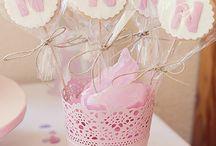 dulces/decoracion