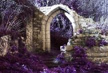 Purple Folksy