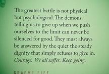quotes<3 / by Sarah Adams