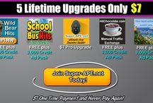 5 lifetime Upgrades