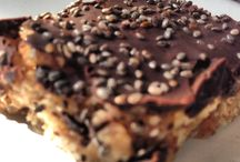 Proteinbars / by Papa Steve's No Junk Raw Protein Bars