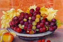 Grapes - Fine Art