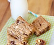 Bars - Chocolate Chip / Chocolate Chip Bars / by Sue Vanden Berge