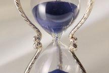 Clessidre,orologi,ninnoli