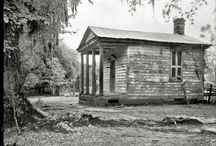 Historic places I've known, or would like to