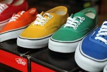 Vans. ❤ / The trendiest shoes out yo'.