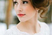 Wedding hairstyles - bride hair