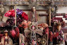 altars / http://www.MariaPortas.com/blog / by Maria Portas