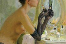 Lingerie Arts - Illustration / Lingerie arts - Illustration