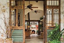 Barn House Ideas / by Bronwyn Mitchell