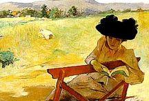 Lettura e books / amare la lettura / by cecilia bonello