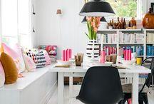 Art Studio / Ideas for my home art studio!