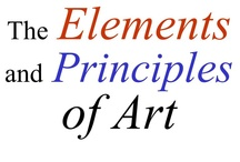 Elementary Art Powerpoints / by Pam Taylor