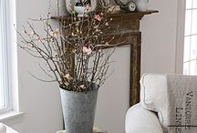decorating / by Amy Windle-Pavlica