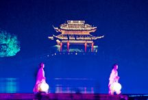 Gallery of Impression West Lake Show / This is a collection of show pictures of Impression West Lake in Hangzhou. It boasts the best performance in east China - http://www.mildchina.com/ticket-booking-service/impression-west-lake-ticket.html