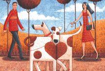 Kunst en dieren