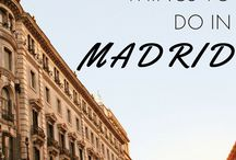Travel - Madrid