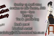 Workshops & Training / Workshops hosted by Different Strokes