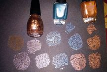 Polish for stamping / by Jennifer Scott-Churchill