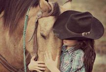 Horses / I have loved them for birth and love to ride