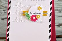 Stampin' Up!® -Endless Thanks / by Rochelle Blok, Independent Stampin'  Up! Demonstrator