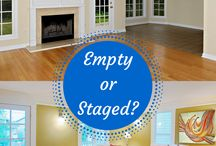 Top Home Staging Articles / Only ONE reason needed why one should be staging a home and that is to get it SOLD asap! Plenty of resources collected here for your perusual :)