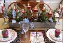Table Tops / Table settings